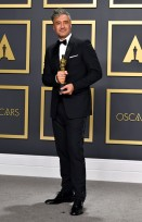 Taika Watiti won the Academy Award for Best Adapated Screenplay for 'Jojo Rabbit'
