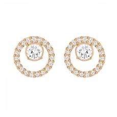 Swarovski Creativity Circle Earrings, €49 https://bit.ly/3eXGZtD