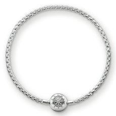 Thomas Sabo Bracelet for Beads, €59 https://bit.ly/2VEtmHO