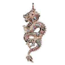 Thomas Sabo Chinese Dragon Pendant, €998 https://bit.ly/3dPDLH1
