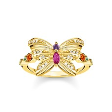 Thomas Sabo Gemstone Butterfly Ring, €149 https://bit.ly/3ieMkyB