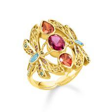 Thomas Sabo Gemstone Dragonfly Ring, €259 https://bit.ly/2NMybKR