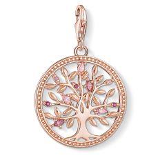 Thomas Sabo Rosegold Pink Tree of Love Charm, €129 https://bit.ly/2YSkEbd