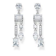 Thomas Sabo White Mix Shapes Gemstone Earrings, €149 https://bit.ly/38fsmPE