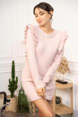 Coco Boutique Delilah Knit Dress, €55 https://bit.ly/3blqkPm