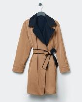 Paul Costelloe Living Studio Reversible Trench Overcoat, €100 https://bit.ly/3hYqChS