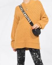Stella McCartney Oversized V-neck Jumper, €595 https://bit.ly/3522xTm