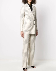 Tagliatore Striped Two-Piece Suit, €388 (was €783) https://bit.ly/2QRhI9L
