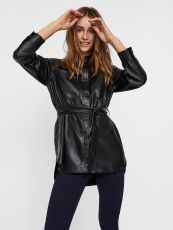 Vero Moda Coated Jacket, €59.99 https://bit.ly/2DoHz5N