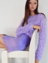 Zara Feather Effect Sweatshirt, €15.95 https://go.zara/3bv5c9E