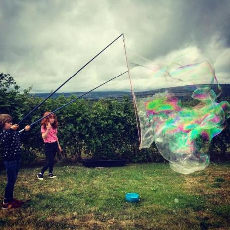 Jiminy 2.5m Giant Bubble Display Wand-and-Rope, €55 https://bit.ly/3e8h96h