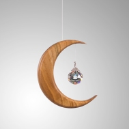 The Cat & The Moon Artwood Small Sun Catcher, €28 https://bit.ly/3mpvH4z