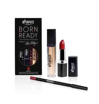 BPerfect Cosmetics Born Ready Lipkit in Cheeky, €10 (was €29.95) https://bit.ly/31S8rEe
