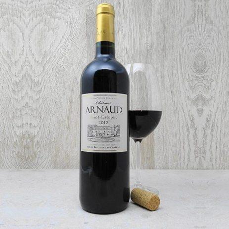 Sixty Four Wine Chateau Arnaud Cabernet Sauvignon 2012, €28.25 https://bit.ly/3jBYtNs