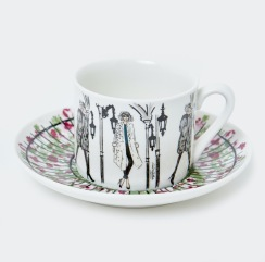 Dunnes Stores Paul Costelloe Living Round Lady Teacup, €7.87 https://bit.ly/3kGyvJQ