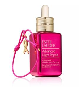 Estée Lauder Limited Edition New Advanced Night Repair Serum 50ml with Pink Ribbon Bracelet, €95 https://bit.ly/3lx8Svk