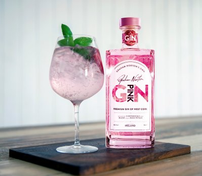 Molloy's Graham Norton Premium Irish Pink Gin, €42 https://bit.ly/3e7LGRB