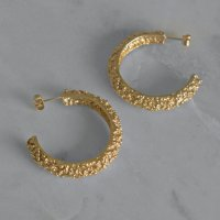 Inner Island Booley Large Hoops Earrings, €145 https://bit.ly/31FPTqQ