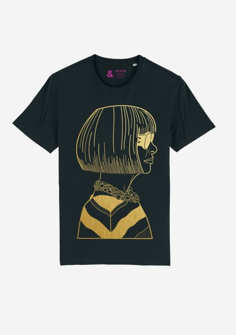 Jill & Gill Anna T-shirt, €60 https://bit.ly/3mtYjJN