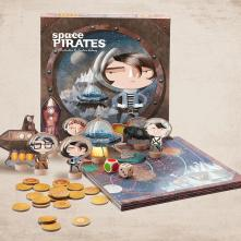 Jiminy Space Pirates Board Game, €25.57 (was €35.40; age 4+) https://bit.ly/2TCf2hz