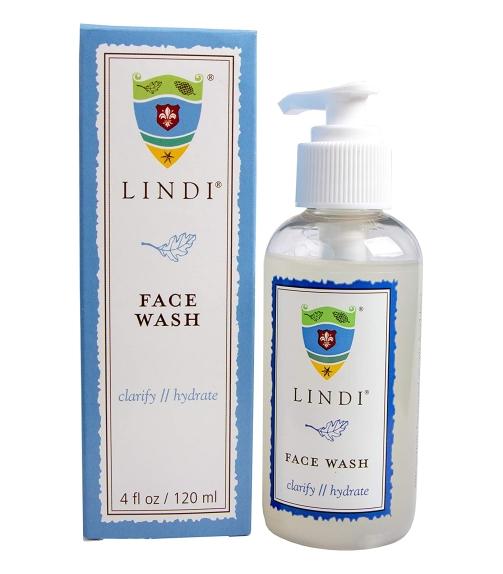 Lindi Skin Face Wash, €25 https://bit.ly/2SEQiF8