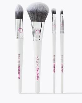 Look Good Feel Better Luxury Make Up Brush Set, €27 https://bit.ly/2GOxNLI