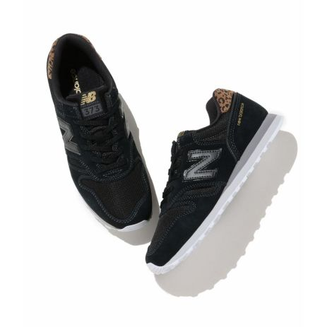 Cordners Shoes New Balance 373 Black & Leopard, €80 https://bit.ly/37TmBsS