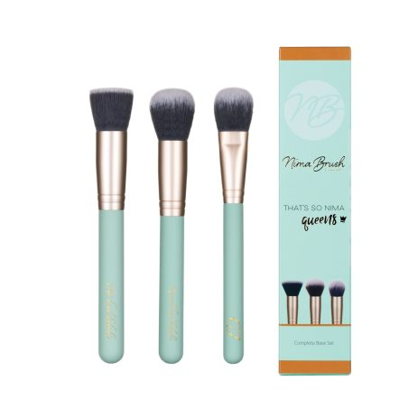 Nima Brush Queens Makeup Brush Set, €35 https://bit.ly/3dSlZoc