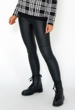 Pamela Scott Harley Biker Faux Leather Leggings, €25.99 https://bit.ly/3jmf87C