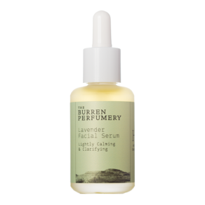 The Burren Perfumery Herb Garden Facial Serum 30ml, €26 https://bit.ly/3kzWHOk