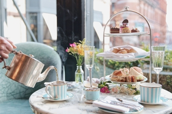 Westbury Hotel Champagne Afternoon Tea Gift Vouchers, €75 per person https://bit.ly/2TuSFun