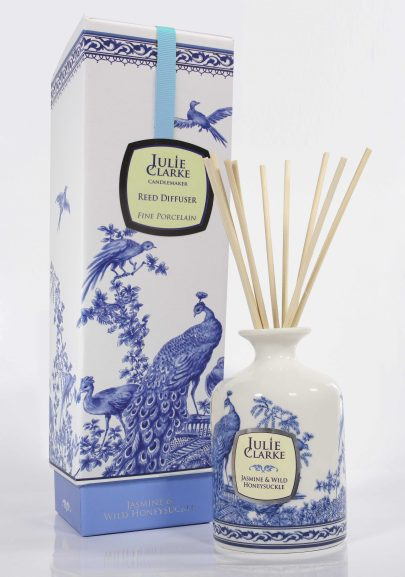 Wild Design Collective Julie Clarke Jasmine Wild Honeysuckle Diffuser, €29.95 https://bit.ly/31Y346P