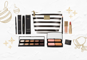 Ayu Cosmetics Suzie's Capsule Collection, €130 https://bit.ly/3l0HXI9