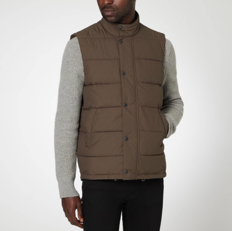 Brown Thomas Barbour Mellor Quilted Gilet, €147.56 https://bit.ly/3oYtajC