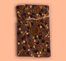 Bean & Goose Seasonal Sharing Slab of Frosty Walks Milk Chocolate 500g, €34.90 https://bit.ly/3oWSYNi