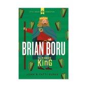 """Brian Boru: The Warrior King"" Book by John & Fatti Burke, €10 https://bit.ly/3oM7aIO"
