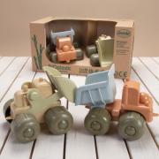 Jiminy DanToy Bioplastic Bulldozer and Truck Gift Box, €26.99 https://killerfashionirl.wordpress.com/URL