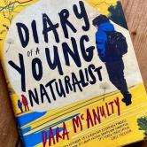 "Jiminy ""Diary of a Young Naturalist"" by Dara McAnulty, €17.65 https://bit.ly/2TSELma"