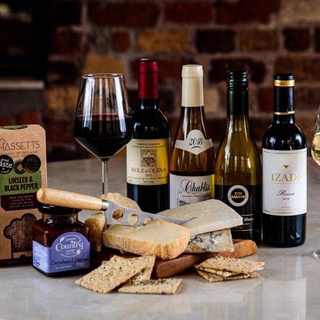 Dollard & Co. Mini Wine/Beer & Cheese Hamper, from €32 https://killerfashionirl.wordpress.com/URL