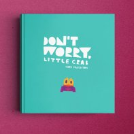 """Don't Worry, Little Crab!"" Book by Chris Haughton, €10 https://bit.ly/3mObtBJ"