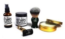 Dublin Shaving Co. Shaving Set, €99.99 https://bit.ly/3kWA5I0