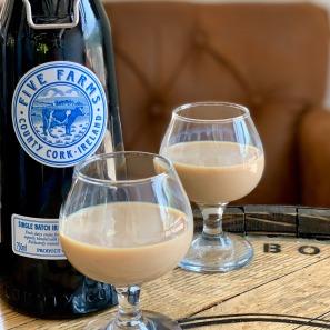 Celtic Whiskey Shop Five Farms Irish Cream Liqueur, €35 https://bit.ly/3oRTXht