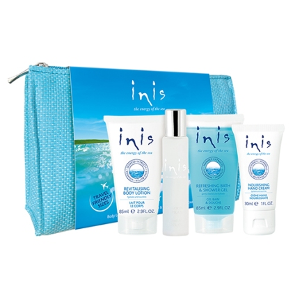 Fragrances of Ireland Inis Voyager Gift Set, €27.50 https://bit.ly/32iqCDg