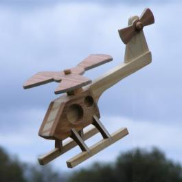 Jiminy Wooden Irish Helicopter, €19.99 https://bit.ly/35Y06QM