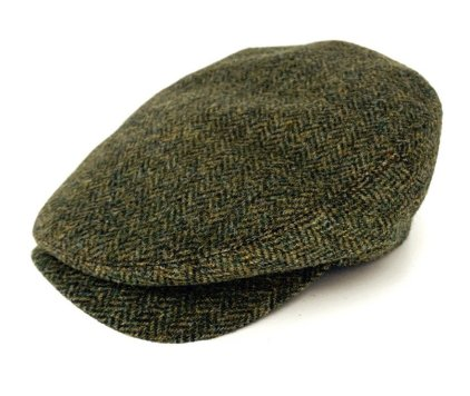 Kennedy & McSharry Jonathan Richards Herringbone Tweed Cap, €60 https://bit.ly/3mK84Uf