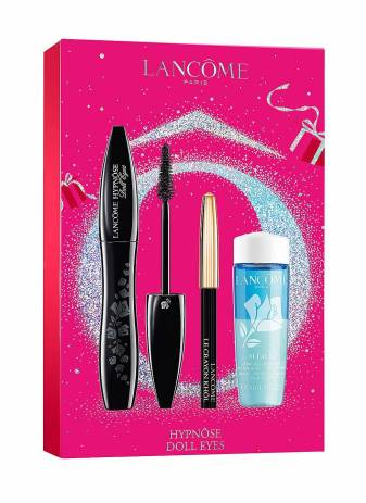 Brown Thomas Lancôme Hypnôse Doll Eyes Mascara Christmas Gift Set, €32.50 https://bit.ly/3l2VAqj