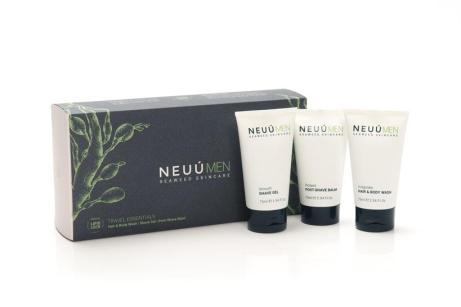 Neuú Men Travel Gift Set (3 x 75ml), €10 https://bit.ly/34Tw1Ta