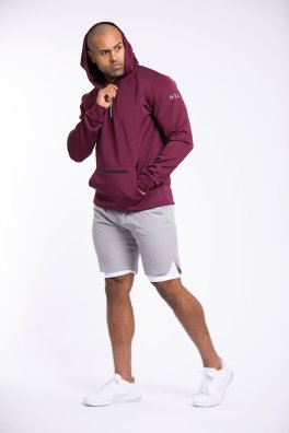 New Dimensions Performance-X Hoodie, €50 https://bit.ly/38481i5