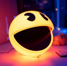 Gadget Man Pac-Man Light With Sound, €35 https://bit.ly/2TMXmQA