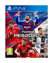 My Memory PES 2020 Pro Evolution Soccer (Sony PS4), €11.49 (was €20.69) https://bit.ly/34WtVSn